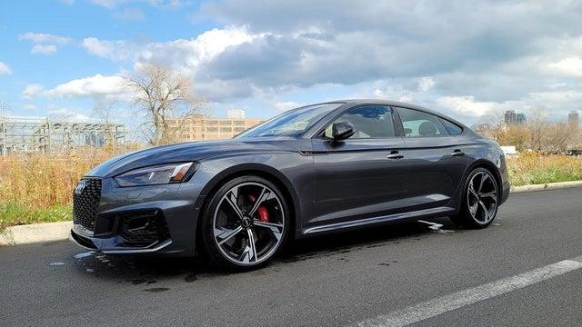 2019 Audi RS 5 Sportback 2.9T quattro AWD