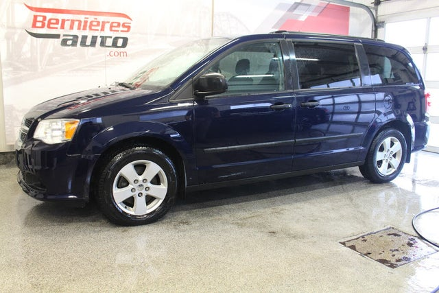 2014 Dodge Grand Caravan SE Plus FWD