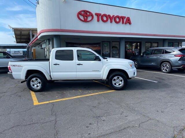 2014 Toyota Tacoma PreRunner Double Cab V6 SB