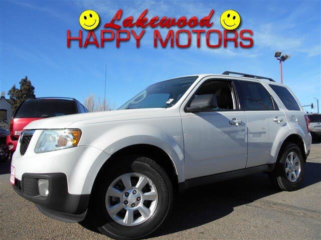 2011 Mazda Tribute i Grand Touring