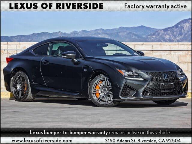 2017 Lexus RC F F RWD