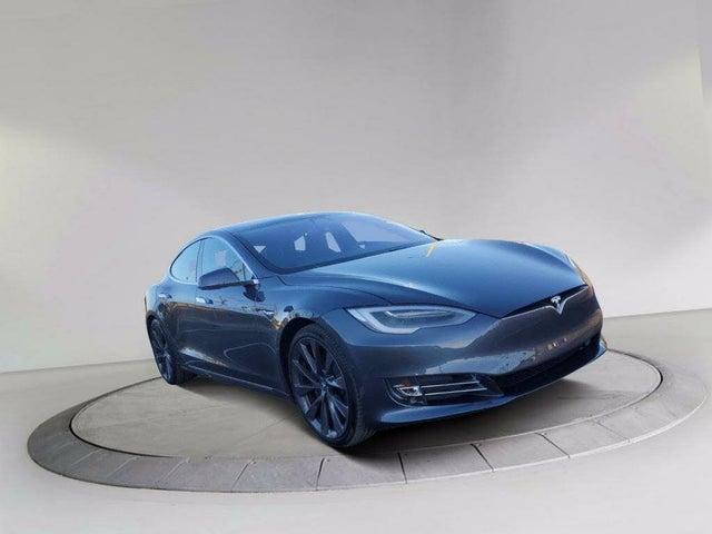 2020 Tesla Model S Long Range Plus AWD