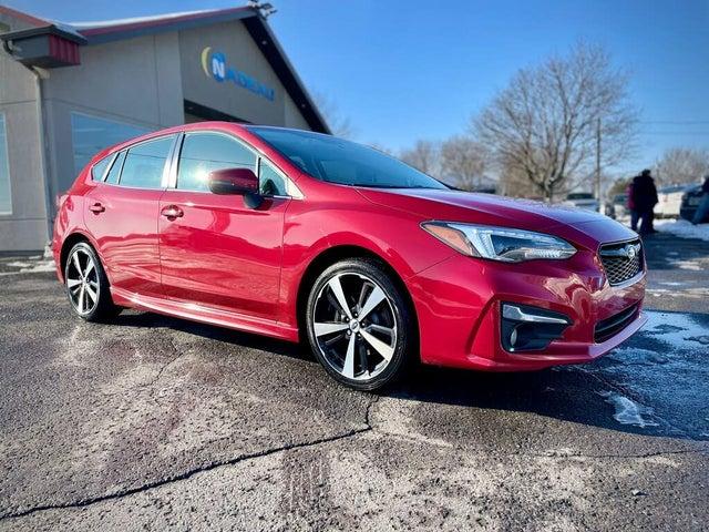 2018 Subaru Impreza Sport-tech Wagon AWD