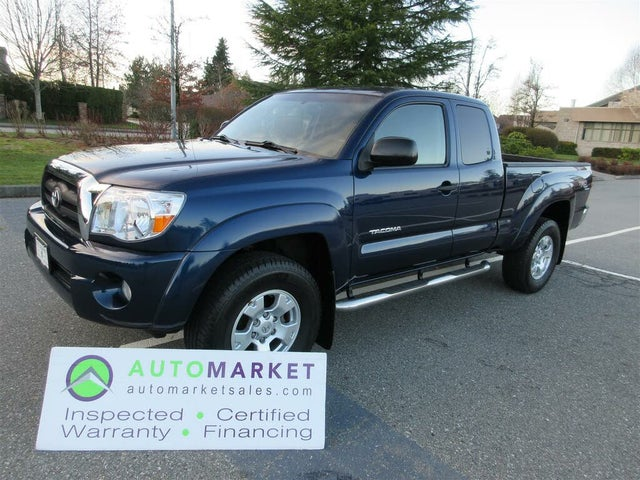 2006 Toyota Tacoma V6 4dr Access Cab 4WD SB with automatic