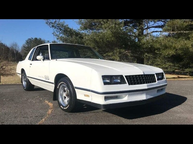 1984 Chevrolet Monte Carlo SS RWD