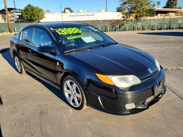 2004 Saturn ION Red Line Quad Coupe