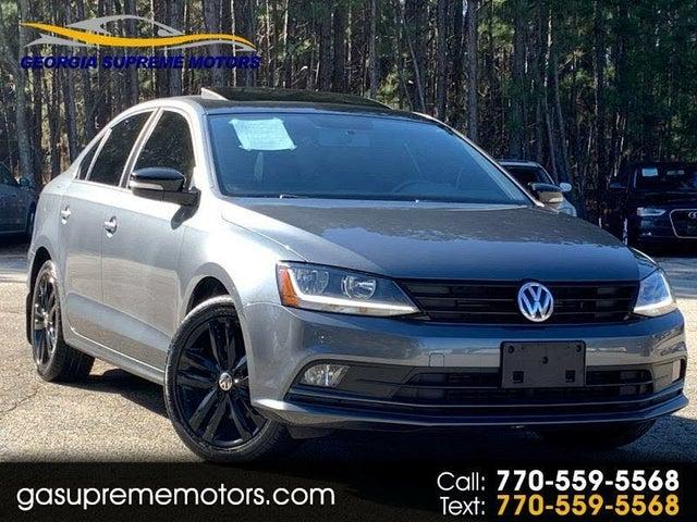 2018 Volkswagen Jetta 1.8T SE Sport FWD