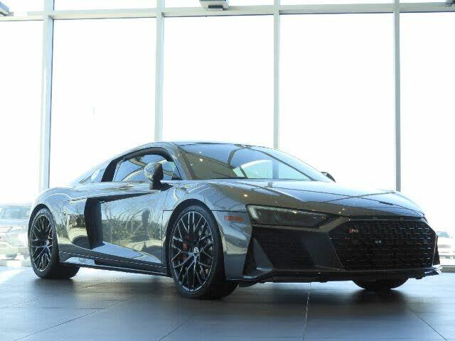 2020 Audi R8 quattro V10 Coupe AWD