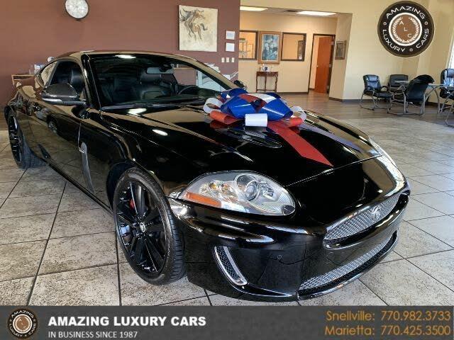 2010 Jaguar XK-Series XKR Coupe RWD