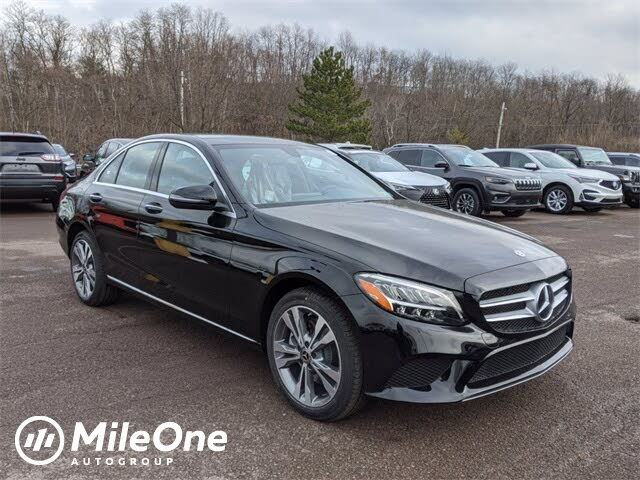 2021 Mercedes-Benz C-Class C 300 4MATIC Sedan AWD