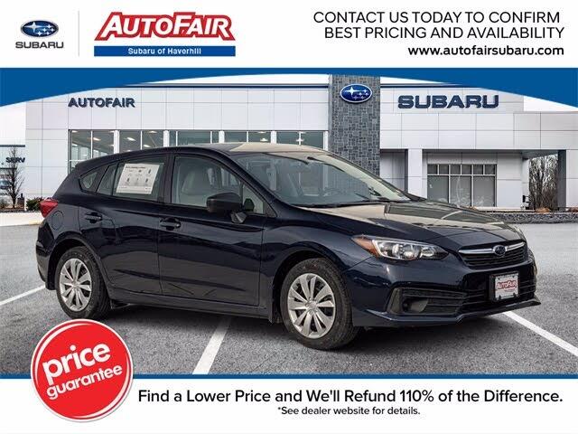2021 Subaru Impreza Convenience Wagon AWD