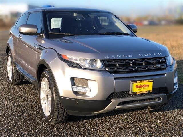 2013 Land Rover Range Rover Evoque Pure Plus Coupe