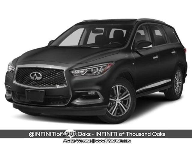 2020 INFINITI QX60 Pure FWD