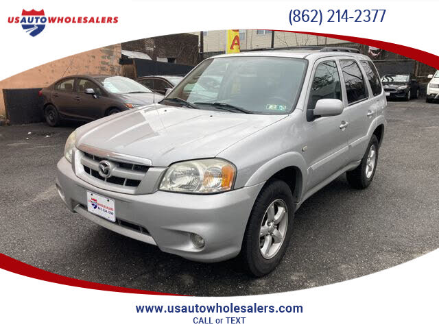 2006 Mazda Tribute s AWD