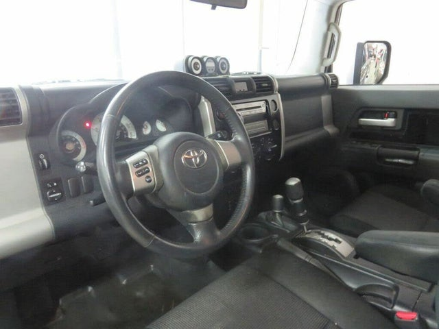 2008 Toyota FJ Cruiser 4WD
