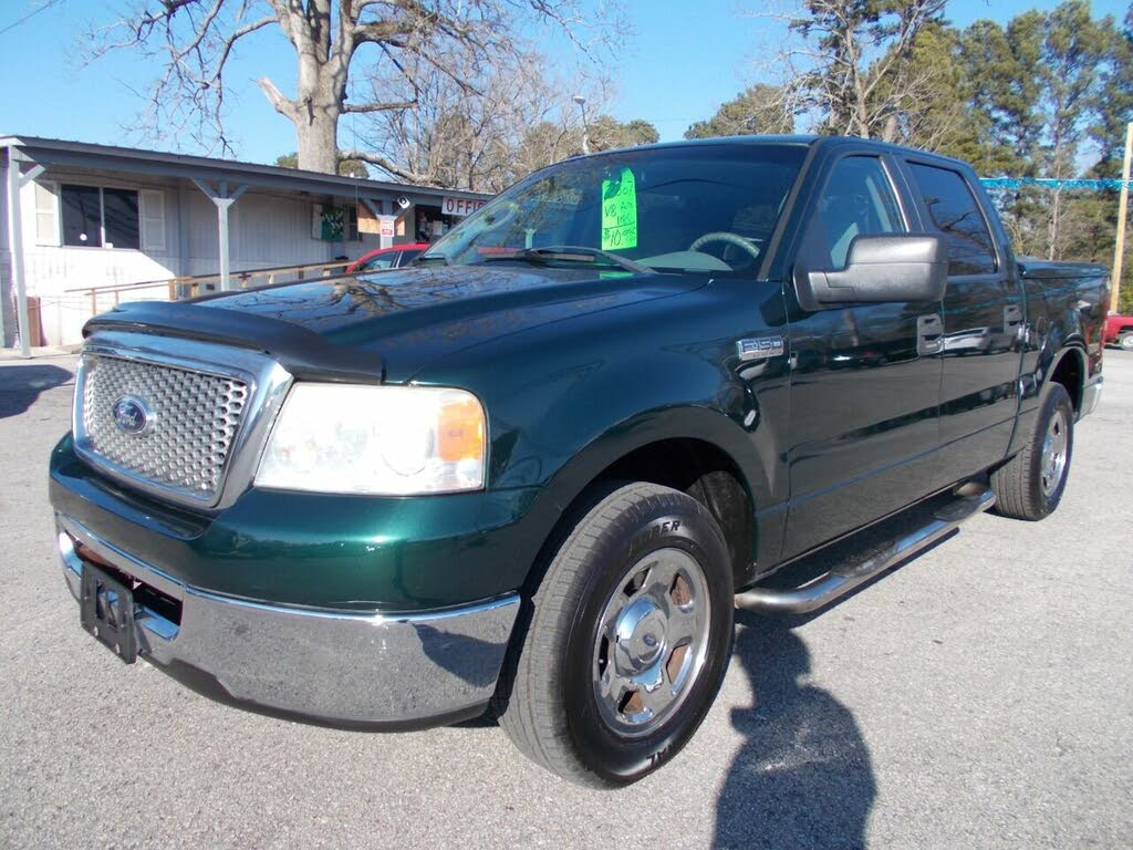 Used 2007 Ford F 150 For Sale Right Now Cargurus