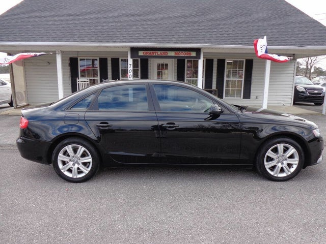 2010 Audi A4 2.0T quattro Premium AWD