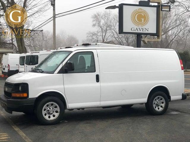 2014 Chevrolet Express Cargo 1500 RWD