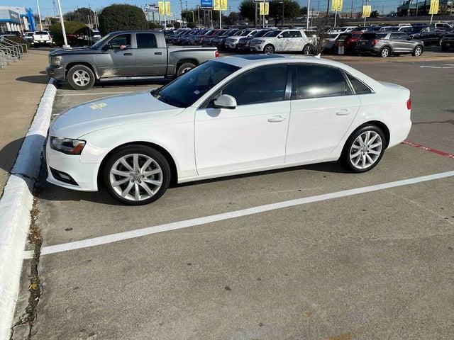 2013 Audi A4 2.0T Premium Plus FWD