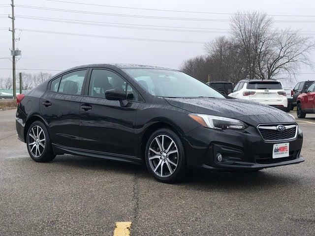 2018 Subaru Impreza 2.0i Sedan AWD