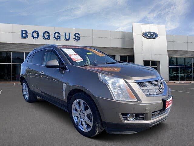 2012 Cadillac SRX Premium FWD
