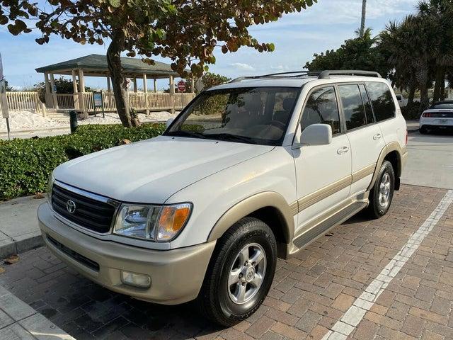 2002 Toyota Land Cruiser 4WD