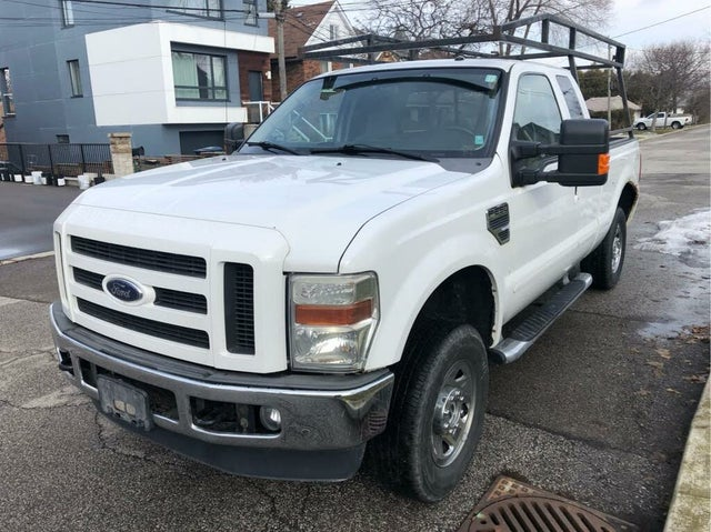 2008 Ford F-250 Super Duty Lariat Super Cab 4WD