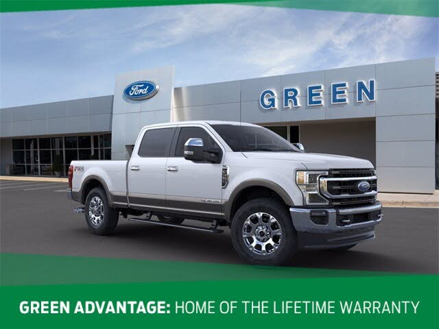 2021 Ford F-350 Super Duty King Ranch Crew Cab 4WD