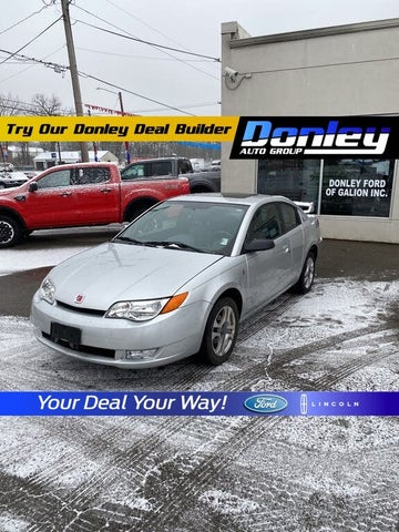 2004 Saturn ION 3 Coupe