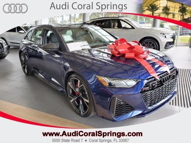 2021 Audi RS 6 Avant for Sale in Miami, FL - CarGurus