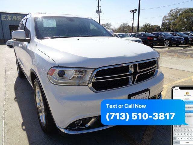 2014 Dodge Durango Limited RWD