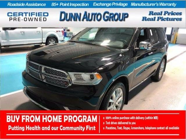 2020 Dodge Durango Citadel AWD