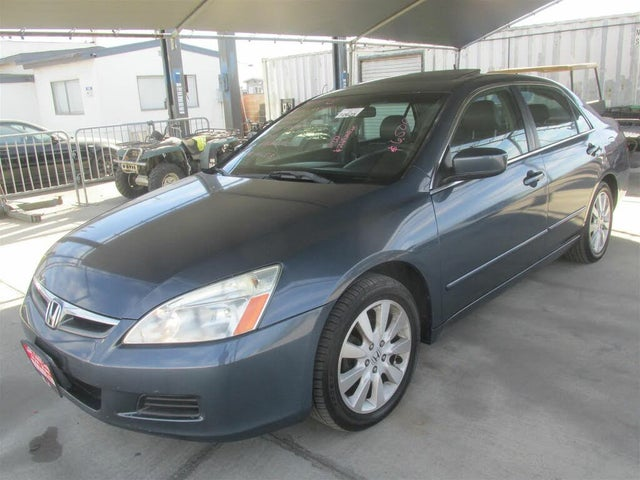 2007 Honda Accord EX-L V6