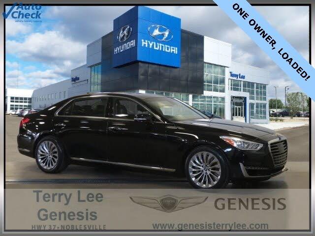 2017 Genesis G90 Premium AWD