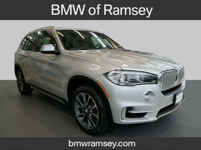 2018 BMW X5 xDrive35i AWD