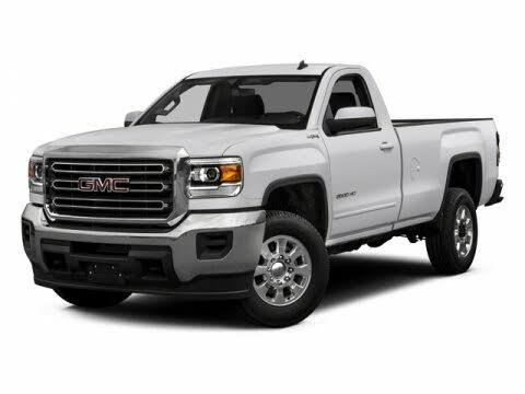 2015 GMC Sierra 2500HD Base LB 4WD