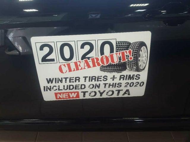 2020 Toyota Camry SE FWD