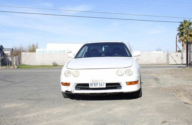 1999 Acura Integra LS Sedan FWD