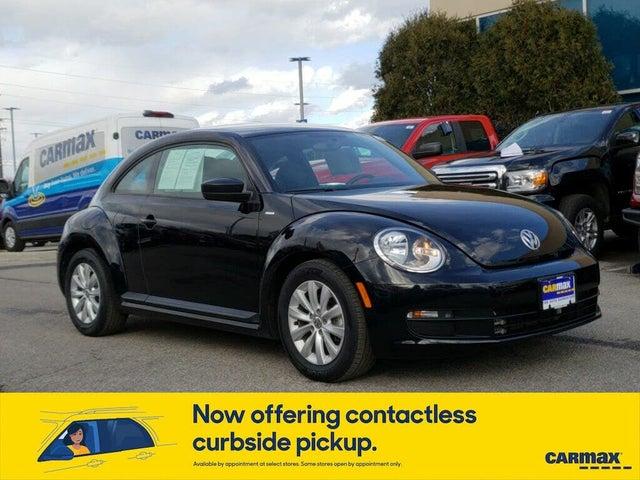 2016 Volkswagen Beetle Wolfsburg Edition