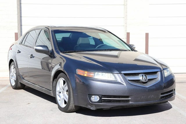 2007 Acura TL FWD with Navigation