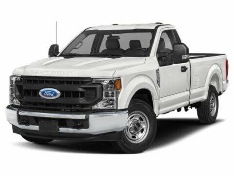 2021 Ford F-350 Super Duty XL LB 4WD