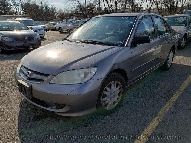 2005 Honda Civic LX Special Edition