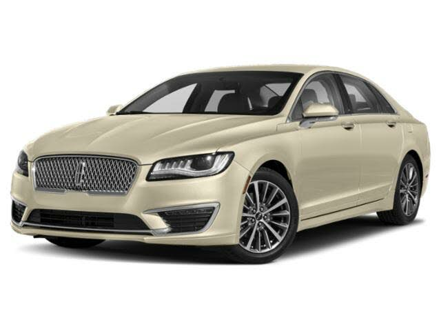 2018 Lincoln MKZ Hybrid Reserve FWD