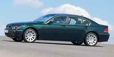 2004 BMW 7 Series 745Li RWD
