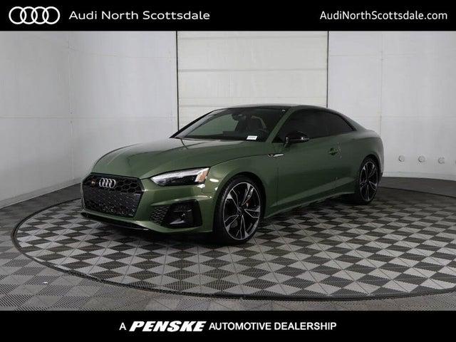 2021 Audi S5 3.0T quattro Premium Plus Coupe AWD