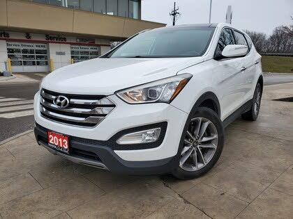 2013 Hyundai Santa Fe Sport 2.0T Limited AWD