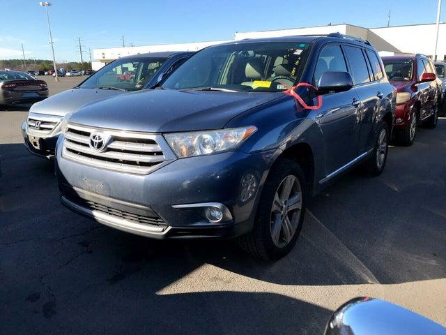 2013 Toyota Highlander Limited V6 AWD