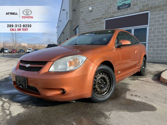 2007 Chevrolet Cobalt SS Coupe FWD