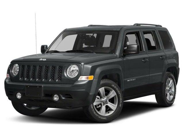 2017 Jeep Patriot Sport 4WD