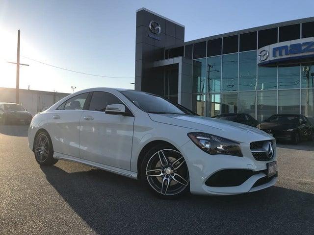 2017 Mercedes-Benz CLA-Class CLA 250 4MATIC